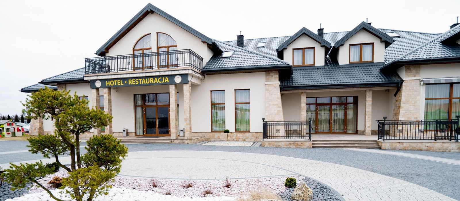 Hotel W Siedlcach Sala Szkoleniowa Restauracja Sauna